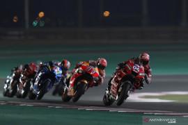 Seri pembuka MotoGP di Qatar dibatalkan karena wabah corona