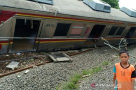KRL Jakarta-Bogor Akhirnya Pakai Dua Jalur