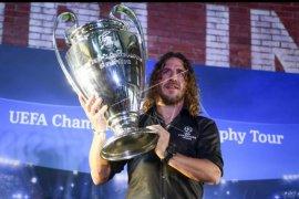 Tour trofi Liga Champion