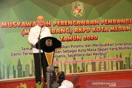 Wali Kota Medan targetkan Musrenbang  gali potensi dan kebutuhan masyarakat