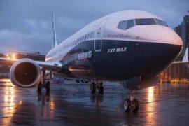 Boeing pangkas produksi bulanan pesawat 737 setelah kecelakaan mematikan