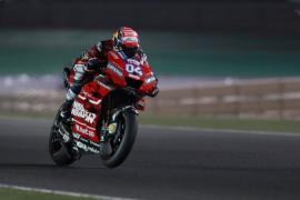 Dovizioso redam Marquez rajai GP Qatar