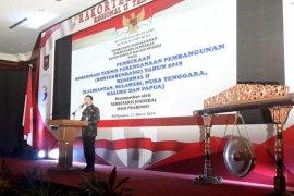 Sekjen Kemendagri:Rakortekrenbang Forum Selaraskan Prioritas Pusat dan Daerah