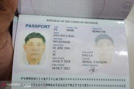Kecelakaan kapal batu bara di Pulau Baai, seorang WNA Myanmar tewas