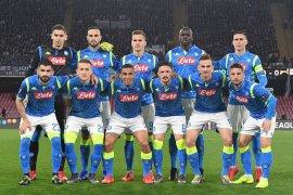Napoli gagal raih poin penuh vs Sasuolo, Juve semakin jauh di puncak