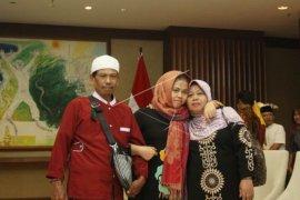 Foto - Siti Aisyah dibebaskan Malaysia