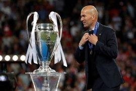 Dua tahun silam,  Zinedine Zidane torehkan tinta emas di Liga Champions
