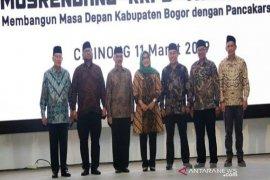 Dana  CSR Kabupaten Bogor lebih dari Rp7,6 Triliun