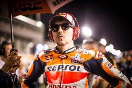 Honda belum dapat identifikasi masalah pada motor Jorge Lorenzo