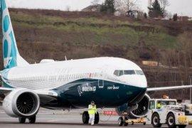 Italia larang penerbangan semua pesawat Boeing 737 MAX 8