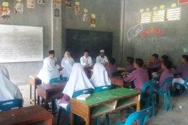 Meski diterpa adanya dugaan pencabulan, ujian di Pesantren Al Ikhwan berjalan lancar