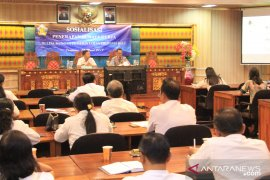 Pemprov Bali sosialisasikan penerapan nilai budaya kerja