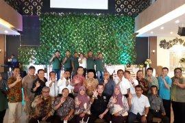 Fandi Utomo ajak pengusaha pilih Jokowi-Ma'ruf