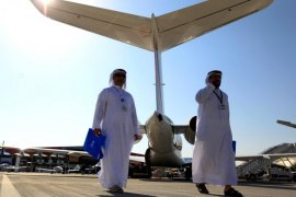 Uni Emirat Arab larang penerbangan Boeing 737 MAX 8