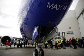 Prancis larang penerbangan Boeing 737 MAX