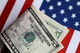 "Data ekonomi lemah akhiri ""safe-haven"" dolar"