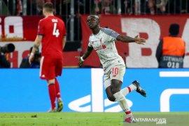 Tumbangkan Bayern Muenchen, Liverpool melaju ke perempat final