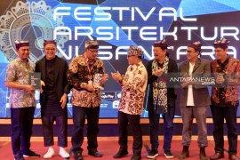 "Kemenpar rekomendasikan program ""Kawan"" di Festival Arsitektur Nusantara (Video)"