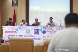 AJI Medan: Gelombang digitalisasi menerpa, jurnalis harus lebih sejahtera