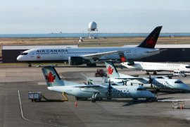 Kanada juga larang penerbangan semua pesawat Boeing 737 Max 8