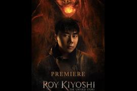 Belum pernah dipublikasikan, ini bocoran film horor Roy Kiyoshi
