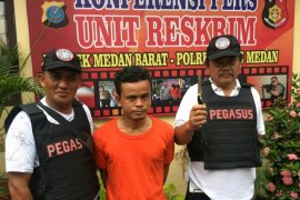 Polisi ringkus menantu pelaku penikaman mertua