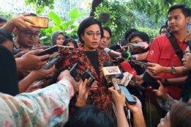 Sri Mulyani: Pemerintah tetap waspada walau neraca perdagangan surplus