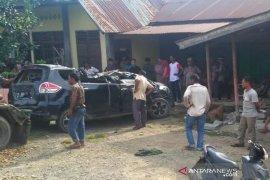 Kecelakaan tunggal di Lamno, dua orang meninggal dunia