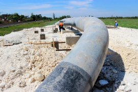 Disperinaker Bojonegoro mediasi tuntutan pekerja proyek gas Tiung Biru