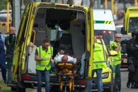 Aksi penembakan di masjid Selandia Baru, tiga WNI selamat dan tiga lainnya belum diketahui
