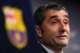 Bos Barca Valverde bakal istirahatkan Messi saat lawan Celta Vigo