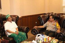 Forum Ponpes Jambi dukung Kapolda jaga situasi kondusifitas jelang Pemilu
