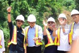 Kementerian ESDM sebut PLTA Batangtoru ramah lingkungan