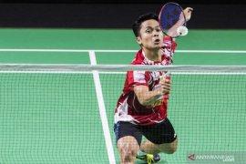 Ginting bangkit untuk kalahkan Lin Dan di Swiss