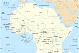 Negara di Afrika Barat, Presiden copot lima menterinya sekaligus