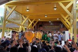 Capres Prabowo dapat gelar kebangsawanan Keraton Pontianak