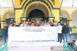 Umat Islam Labuhanbatu memohon Polri dan TNI memberikan keamanan dalam beribadah