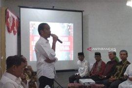 Presiden Jokowi ancam cabut izin konsesi