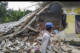 Dampak gempa Lombok