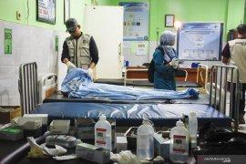 BNPB sebut korban jiwa di Banten bukan karena tertimpa bangunan