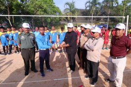 Wakil Bupati Kutim Buka  Samansa Cup 2019