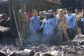 Kios ludes terbakar, Pemkab Jombang berencana relokasi pedagang Pasar Legi