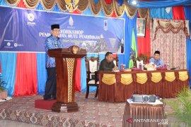 720 guru HSS  ikuti workshop peningkatan mutu pendidikan