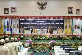 Gubernur Ridho: Lampung 55 Tahun Tumbuh Maju Untuk Indonesia