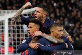 Hasil dan klasemen Liga Prancis, PSG masih kokoh di puncak