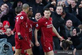 Penalti Milner pastikan kemenagan Liverpool atas Fulham