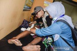 Dua jenazah korban gempa Lombok asal Malaysia dipulangkan