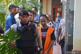 Dua terdakwa narkoba divonis mati dan seorang dihukum seumur hidup