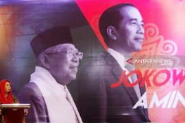 Yenny Wahid ungkap alasan dukung Jokowi-Ma'ruf Amin (Video)