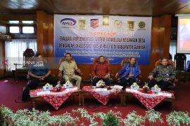 BPKP Bali - Pemkab Gianyar adakan pelatihan tata kelola keuangan desa